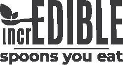 incrEDIBLE spoons logo