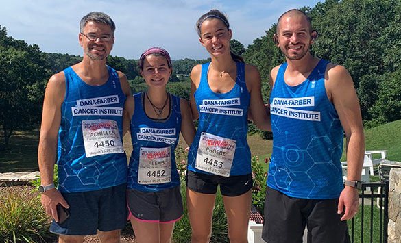 Falmouth Road Race runners
