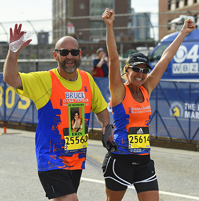 Run for Dana-Farber participants