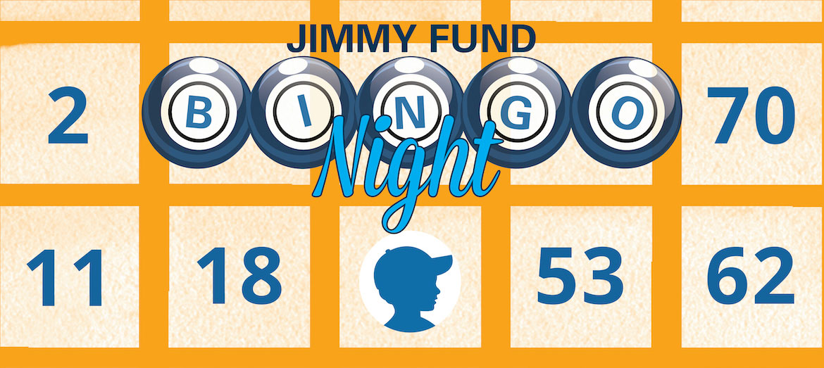 Jimmy Fund Bingo Night