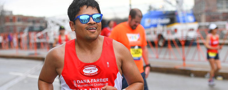 Dana-Farber Marathon Challenge charity fundraising ideas