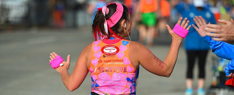 Dana-Farber Marathon Challenge Pacesetter