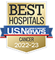 Best Hospital US News Badge