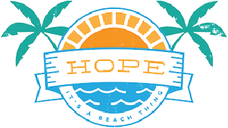 Hope...It's a Beach Thing logo