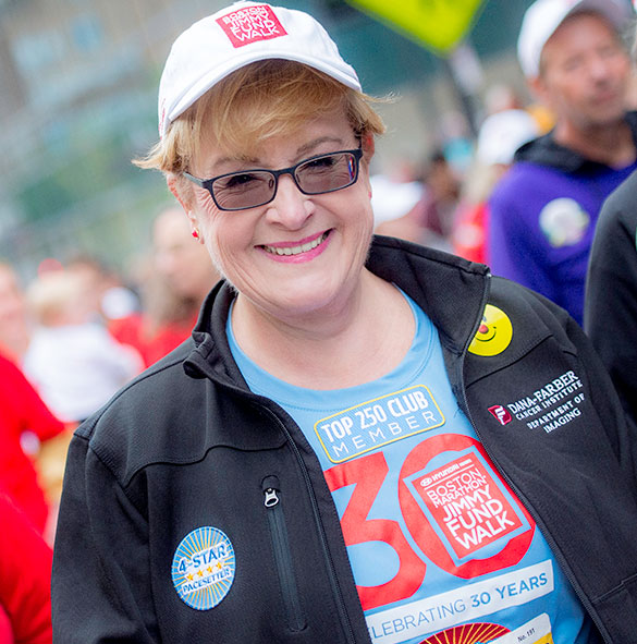 Jimmy Fund Walk teams help raise money for charity to battle cancer