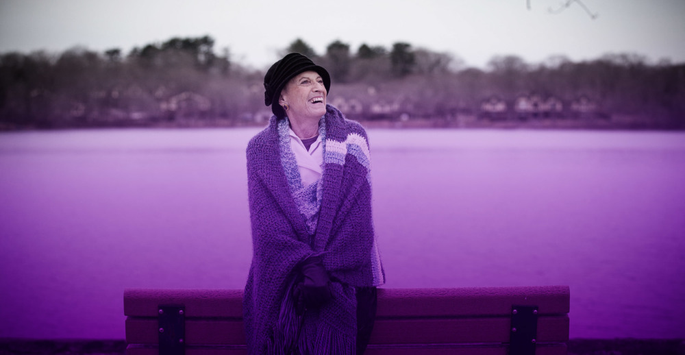 Claire Muollo, Promises for Purple founder