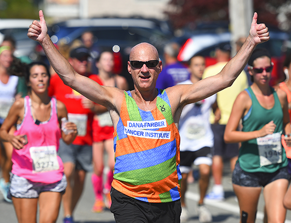 B.A.A. 5K® participants help raise money to cure cancer