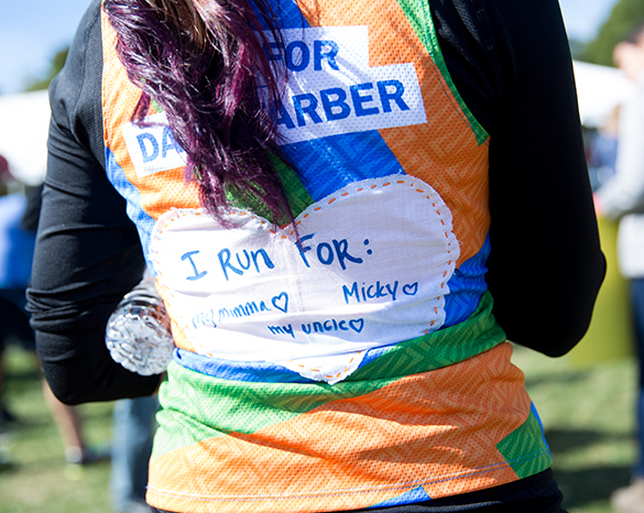 Dana-Farber Running Programs participants help to raise money to cure cancer