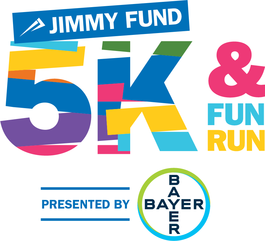 Jimmy Fund 5K & Fun Run logo
