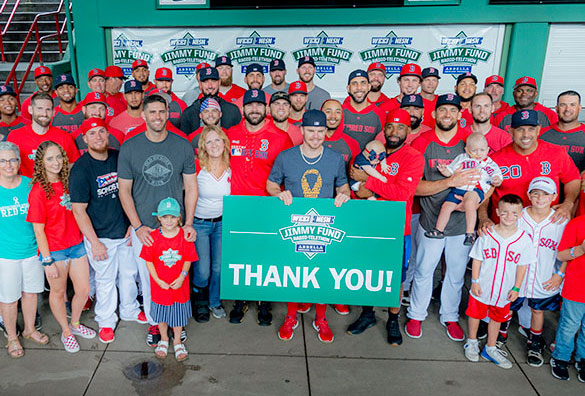 2019 WEEI/NESN Jimmy Fund Radio Telethon recap video