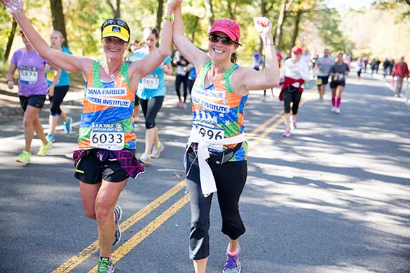 Run any race to support Dana-Farber and the Jimmy Fund