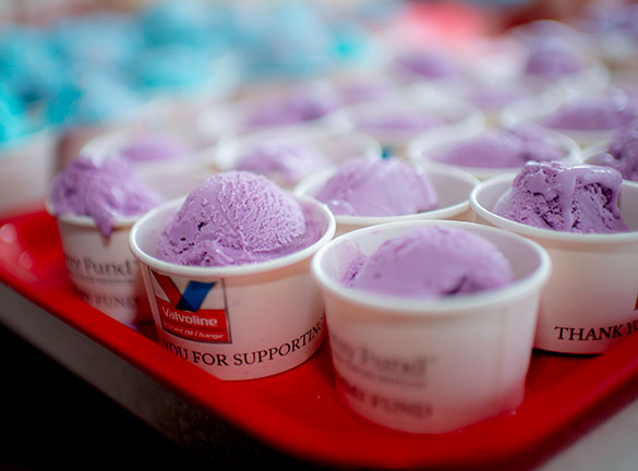 All-you-can-eat ice cream at Jimmy Fund Scooper Bowl