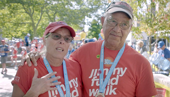 Jimmy Fund Walk Recruitment Video