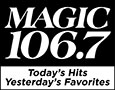 Magic 106.7 logo