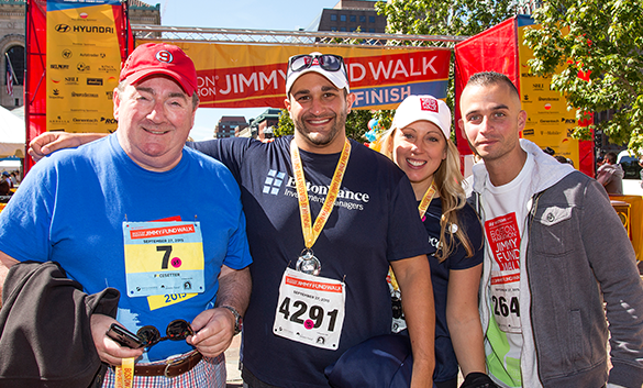 Help fight cancer and join the 2018 Boston Marathon Jimmy Fund Walk sponsors