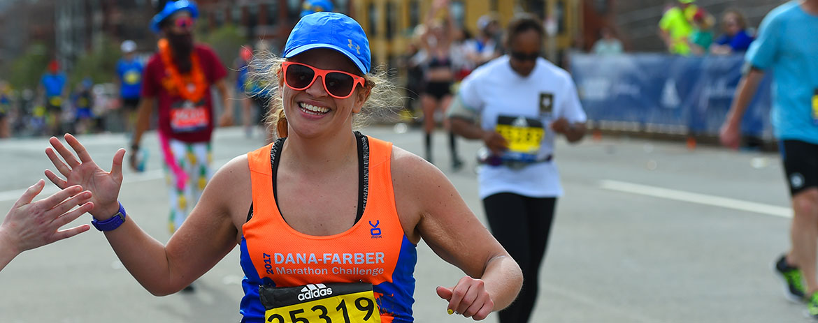 Utilize these tips and tools to help raise money in the fight against cancer as a Dana-Farber runner