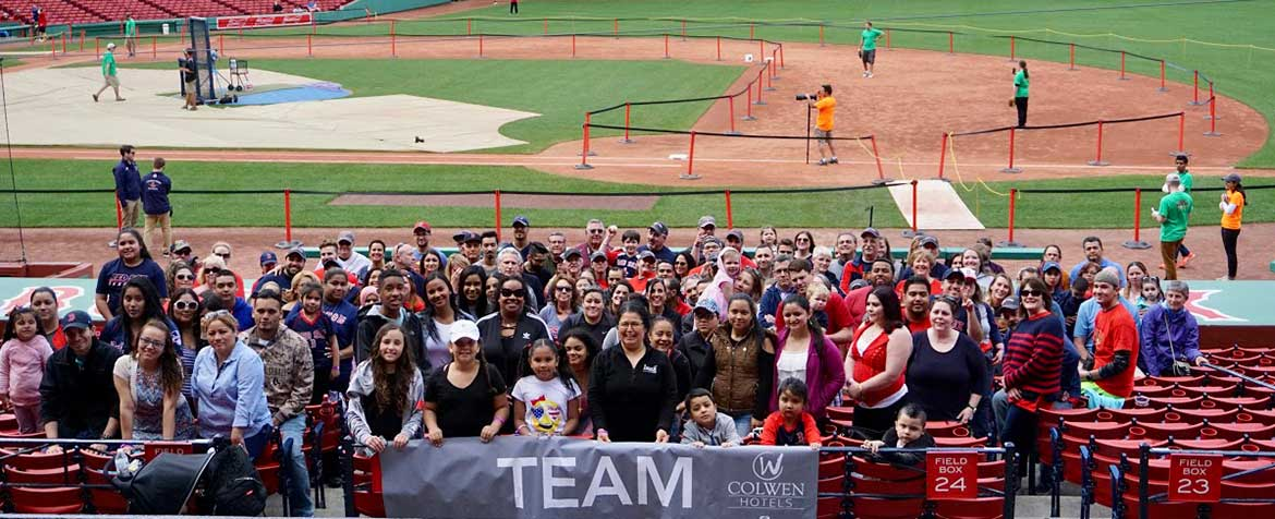 Register as a company to participate in John Hancock Fenway Fantasy Day