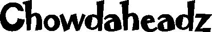 Chowdaheadz logo