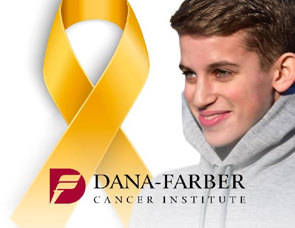 My Bar Mitzvah project is to raise money for the Dana Farber Clinic and run in my first half marathon in honor of Miles Goldberg and his family