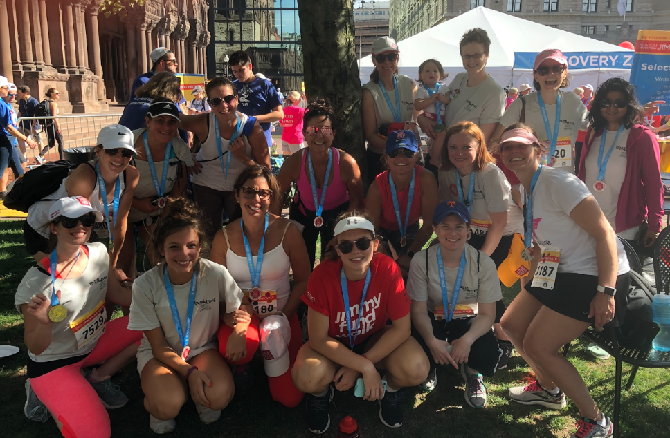 Conquer Cancer with Dana-Farber and the Young and Strong Team!