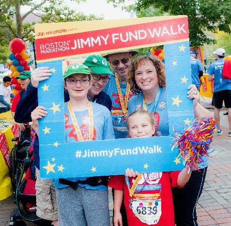 Conquer Cancer with Dana-Farber and the Jimmy Fund!