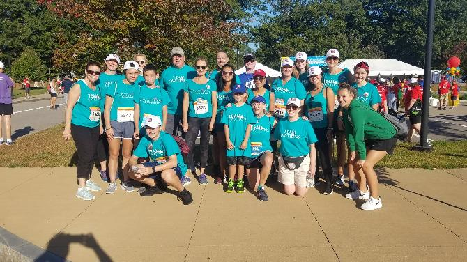 Help Team Ovations Conquer Cancer with Dana-Farber and the Jimmy Fund!