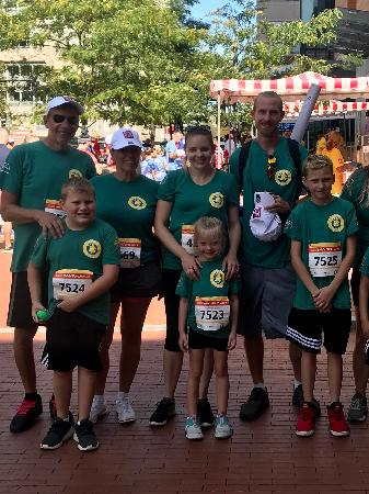 In memory of Jason Philip Leader; Conquer Cancer with Dana-Farber and the Jimmy Fund!