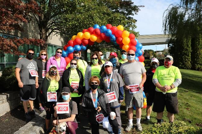 Conquer cancer with the Jimmy Fund Walk!